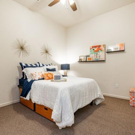 Spacious Bedroom | Normal IL Apartment Homes | The Edge on Hovey