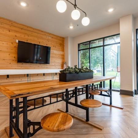 Modern Resident Club House | Apartment in Normal, IL | The Edge on Hovey