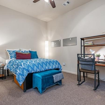 Large Bedroom | Apartment Homes in Normal, IL | The Edge on Hovey