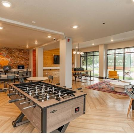Resident Game Room | Apartments in Normal, IL | The Edge on Hovey