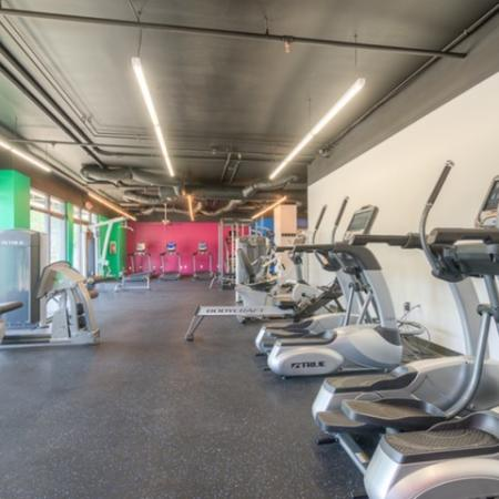 Community Fitness Center | Apartment in Normal, IL | The Edge on Hovey
