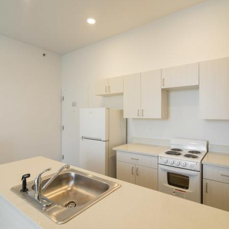 Modern Kitchen | Clarksville TN Apartment For Rent | Main608