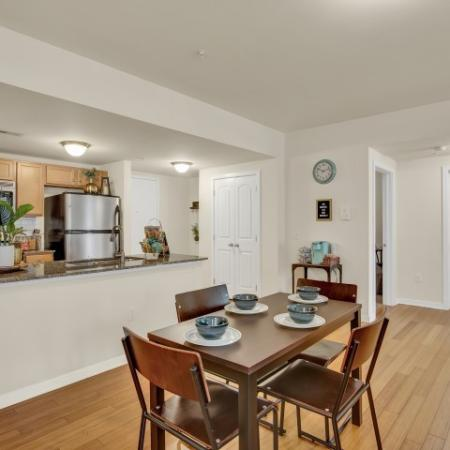 Elegant Dining Room | Newark DE Apartments For Rent | Rittenhouse Station