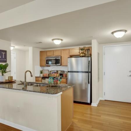 Modern Kitchen | Newark DE Apartment For Rent | Rittenhouse Station
