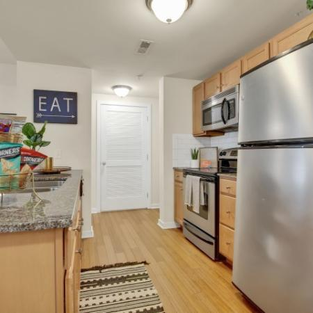 Elegant Kitchen | Apartments in Newark, DE | Rittenhouse Station