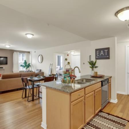 Spacious Kitchen | Apartments for rent in Newark, DE | Rittenhouse Station
