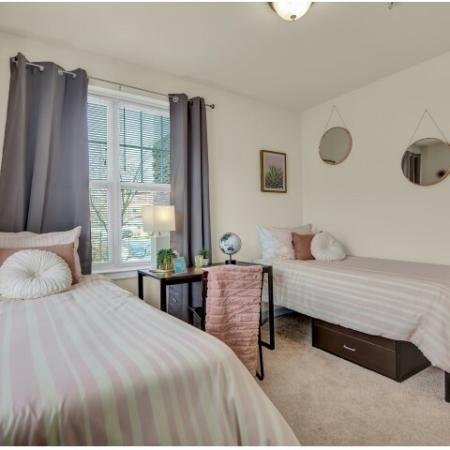 Spacious Bedroom | Newark DE Apartment Homes | Rittenhouse Station