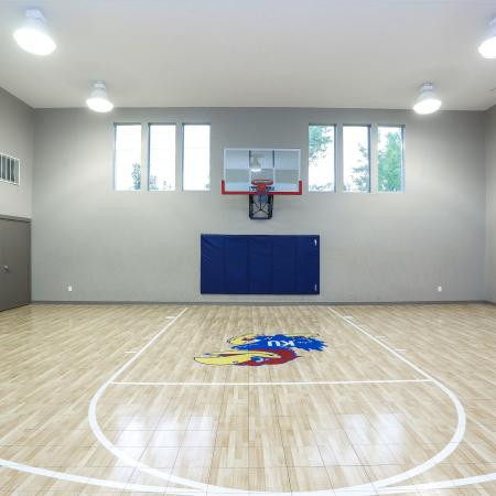 Community Basketball Court | Apartments Homes for rent in Lawrence, KS | The Rockland