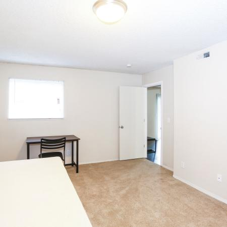 Vast Master Bathroom | Lawrence KS Apartments For Rent | The Rockland