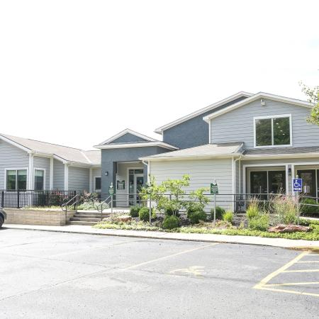 Spacious Resident Club House | Apartment in Lawrence, KS | The Rockland