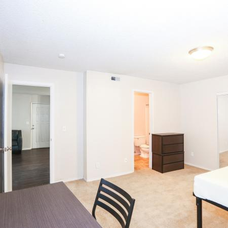 Spacious Closet | Apartments in Lawrence, KS | The Rockland