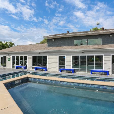 Swimming Pool | Apartment Homes in Lawrence, KS | The Rockland