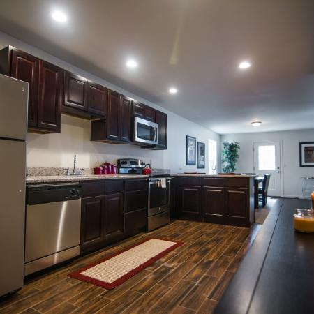 Spacious Kitchen | Apartments for rent in Mansfield Center, CT | Meadowbrook Gardens