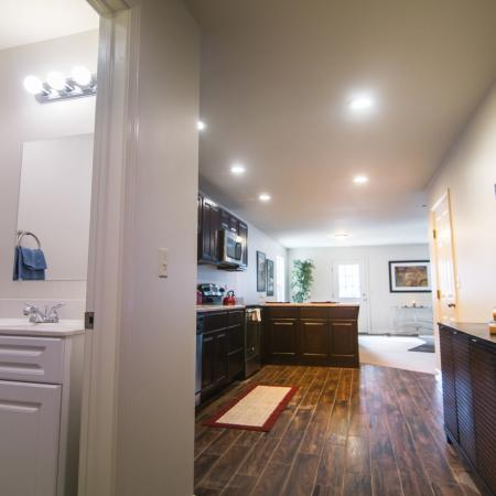 Luxurious Kitchen   Apartment Homes in Mansfield Center, CT   Meadowbrook Gardens