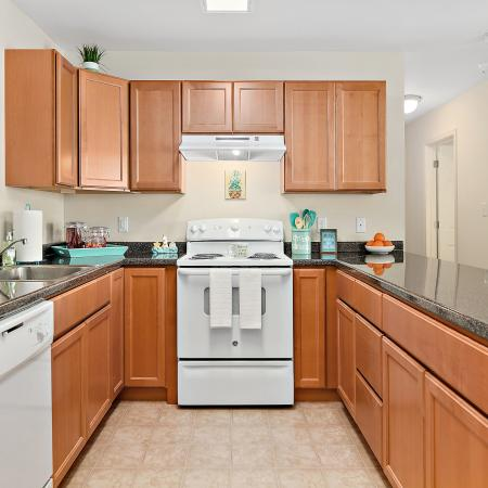 Spacious Kitchen | Apartments for rent in Princess Anne, MD | Arden's Run