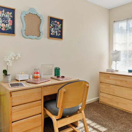 Spacious Bedroom | Princess Anne MD Apartment Homes | Arden's Run