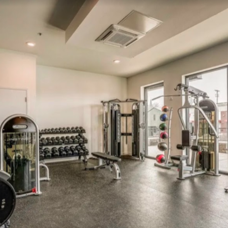 On-site Fitness Center | Clarksville TN Apartments For Rent | Main608