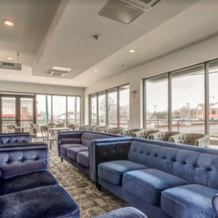 Resident Study Lounge | Apartment Homes in Clarksville, TN | Main608