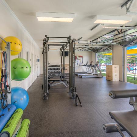 Cutting Edge Fitness Center | Apartments Homes for rent in College Station, TX | Gateway at College Station
