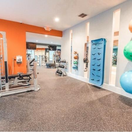 State-of-the-Art Fitness Center   Apartment Homes in Murfreesboro, TN   The Murph