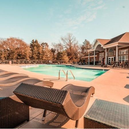 Sparkling Pool   Apartments for rent in Murfreesboro, TN   The Murph
