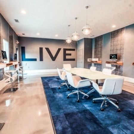 Resident Business Center   Murfreesboro TN Apartment For Rent   The Murph