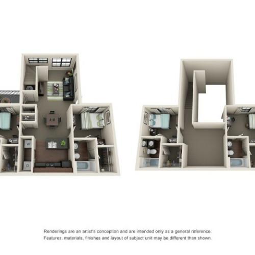 TD2 Floor Plan