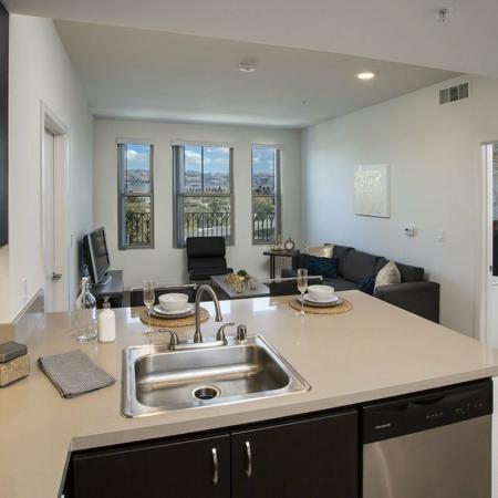 Elegant Living Area   Apartments San Jose, CA   27 North