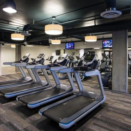 State-of-the-Art Fitness Center | Apartment Homes in San Jose, CA | 27 North