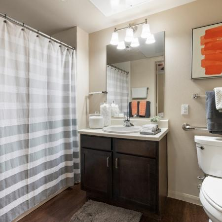 Spacious Bathroom | Austin TX Apartment For Rent | GrandMarc Austin