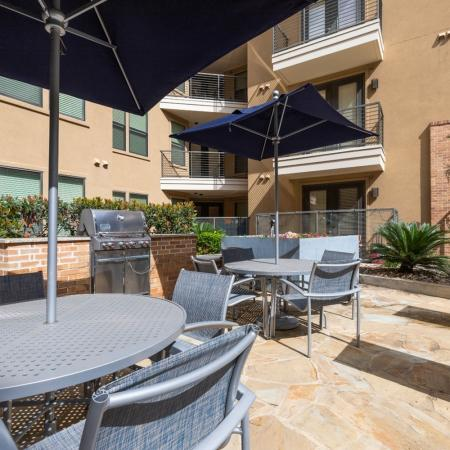 Resident Sun Deck | Austin TX Apartment For Rent | GrandMarc Austin
