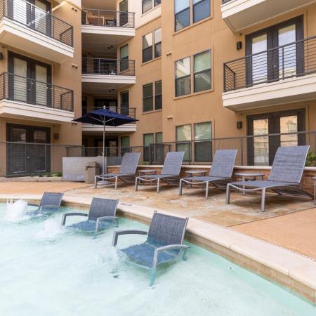 Resort Style Pool | Apartments in Austin, TX | GrandMarc Austin