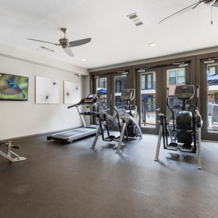 Cutting Edge Fitness Center | Apartment Homes for rent in Austin, TX | GrandMarc Austin