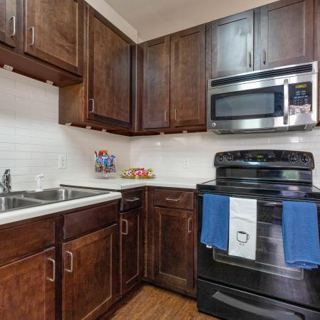 Spacious Kitchen | Apartments for rent in Austin, TX | GrandMarc Austin
