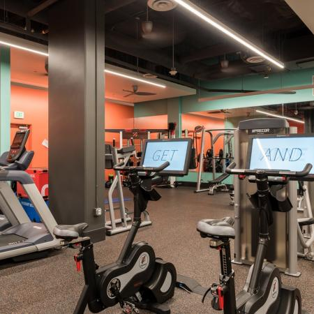 State-of-the-Art Fitness Center | Apartment Homes in Los Angeles, CA | University Gateway