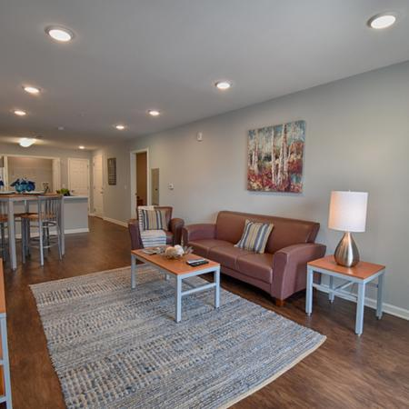 Spacious Living Room   Apartments in Spartanburg, SC   Valley Falls
