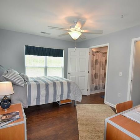 Elegant Bedroom   Spartanburg SC Apartment For Rent   Valley Falls