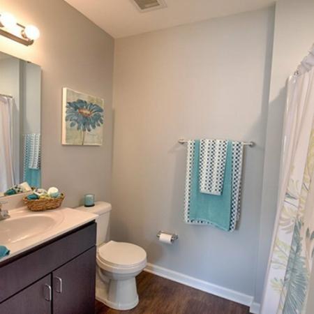 Spacious Bathroom   Spartanburg SC Apartment For Rent   Valley Falls