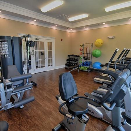 State-of-the-Art Fitness Center   Apartment Homes in Spartanburg, SC   Valley Falls