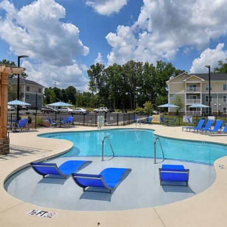 Sparkling Pool   Apartments for rent in Spartanburg, SC   Valley Falls