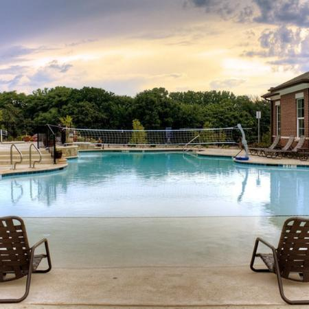 Resort Style Pool | Apartments in Edmond, OK | Bryant Place