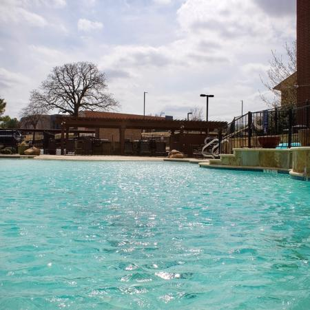 Sparkling Pool | Apartments for rent in Edmond, OK | Bryant Place