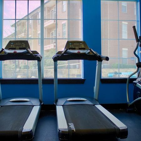 Community Fitness Center | Apartment in Edmond, OK | Bryant Place