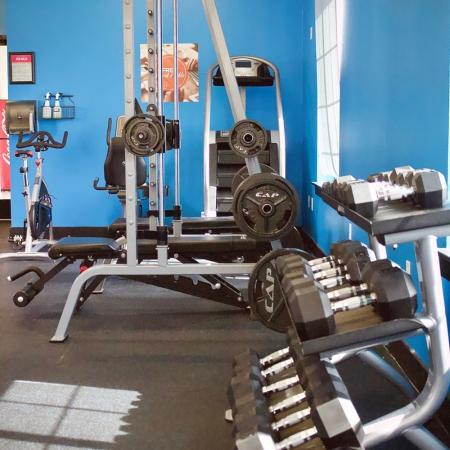 On-site Fitness Center | Edmond OK Apartments For Rent | Bryant Place