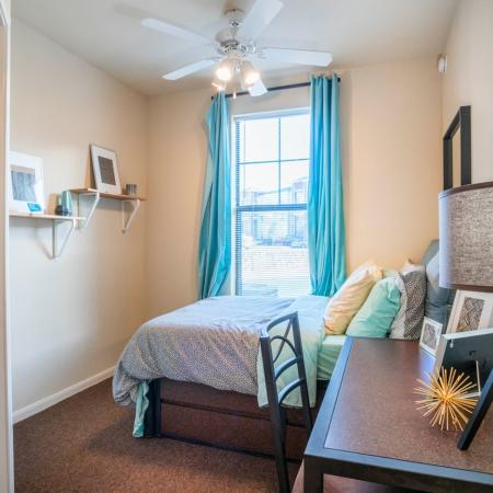 Elegant Bedroom | College Station TX Apartment For Rent | 2818 Place