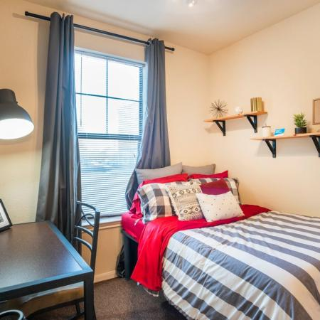 Luxurious Bedroom | Apartments in College Station, TX | 2818 Place
