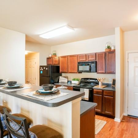State-of-the-Art Kitchen | College Station TX Apartment Homes | 2818 Place