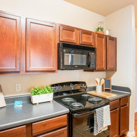Elegant Kitchen | Apartments in College Station, TX | 2818 Place