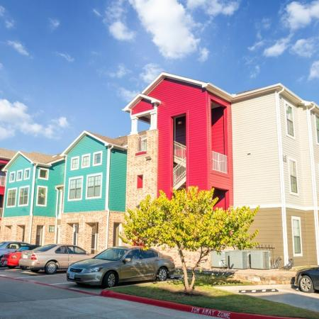 Apartments for rent in College Station, TX | 2818 Place