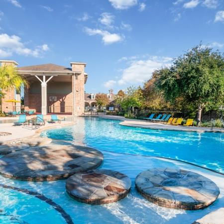 Sparkling Pool | Apartments for rent in College Station, TX | 2818 Place